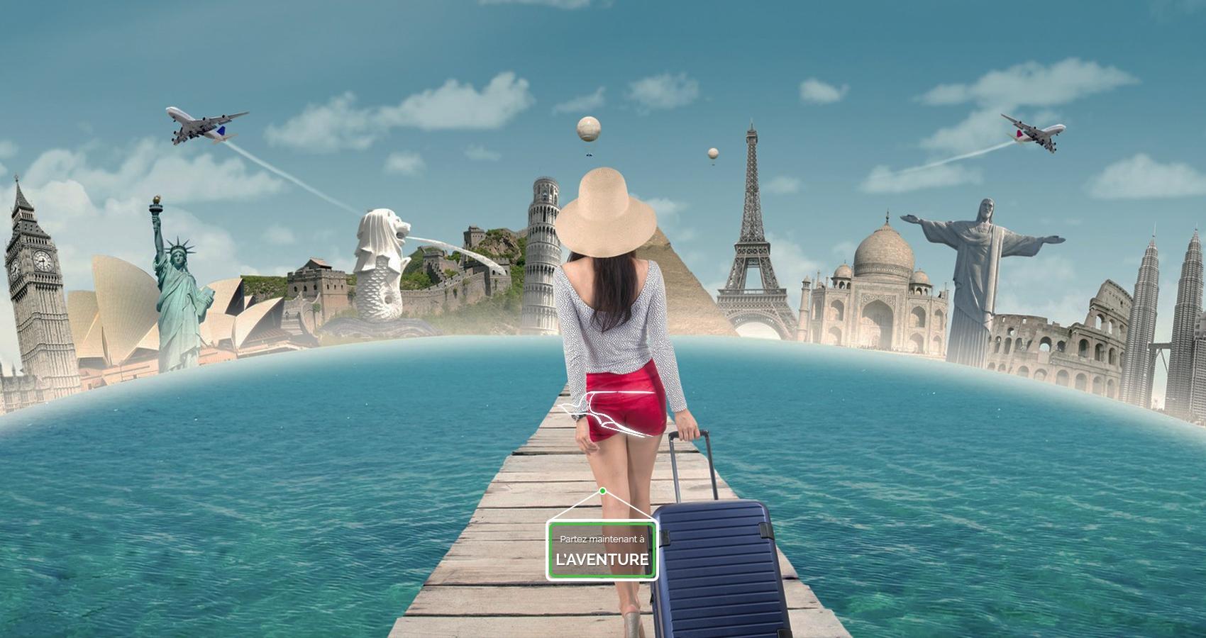 Meilleures Offres de Voyages en Tunisie et à l'étranger