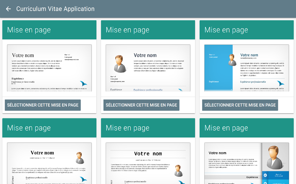 applications utiles pour emploi 2019